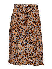 Zurich Skirt - APRICOT
