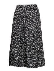 Doma Skirt - BLACK