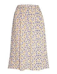 Diana Skirt - PURPLE HEATHER SHEETS