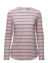 Paris T-shirt - CORAL BLUSH