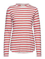 Paris T-shirt - POPPY RED
