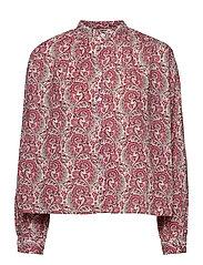Aline Shirt - CORAL BLUSH