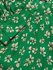 nué notes - Aline Shirt - blouses à manches longues - leprechaun green - 2