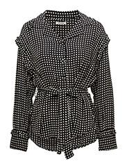 Charlotta Shirt - BLACK