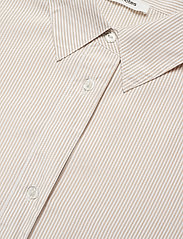 nué notes - Minelli Shirt - overhemden met korte mouwen - sand - 2