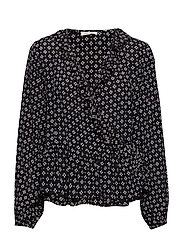 BERTA SHIRT - BLACK