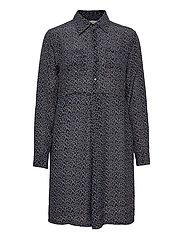 Maia Dress - CAPTAINS BLUE