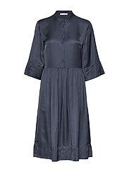 Mila Dress - NAVY