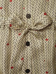 nué notes - Bea Dress - shirt dresses - cloud cream - 3