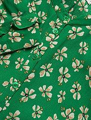 nué notes - Maia Dress - robes midi - leprechaun green - 2