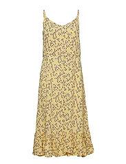 Frida Dress - BANANA