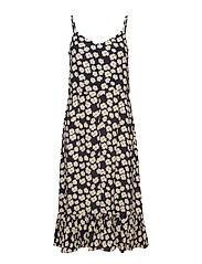 Frida Dress - BLACK