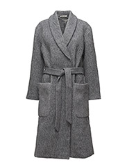 Hugh Coat - GREY MELANGE