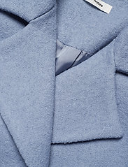 nué notes - Frank Coat - wełniane kurtki - dusty blue - 2