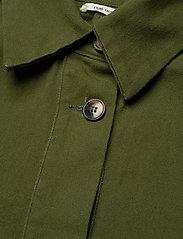 nué notes - Sissa Jacket - cienkie płaszcze - army - 2