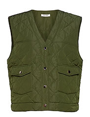 Gianna Waist coat - ARMY