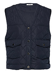 Gianna Waist coat - NAVY