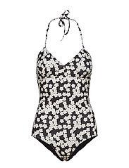 Ingrid Swimsuit - BLACK