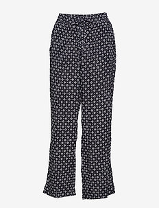 CAROLA PANTS - BLACK