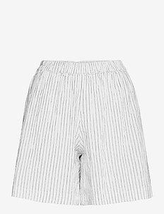 Juliana Shorts - casual shorts - white