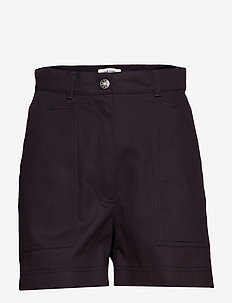 Malpensa Shorts - BLACK