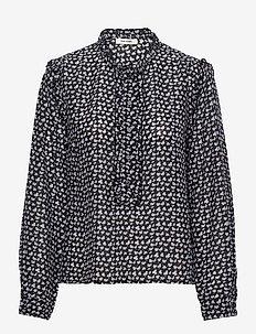 Hayden Shirt - blouses met lange mouwen - eventide