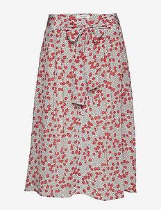 Zurich Skirt - PEARL BLUE