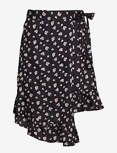 Vinna Skirt - BLACK