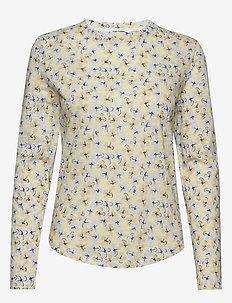 Paris T-shirt - PURPLE HEATHER SHEETS