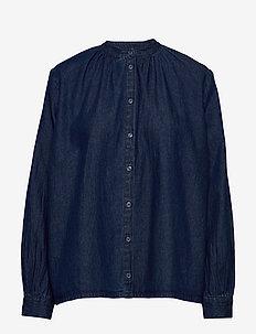 Aline Shirt - DENIM BLUE