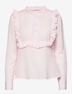 Jacqueline Shirt - BARELY PINK