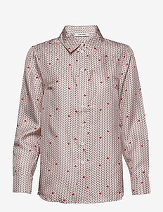 Rosie Shirt - CORAL BLUSH