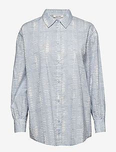 Malou Shirt - POWDER BLUE