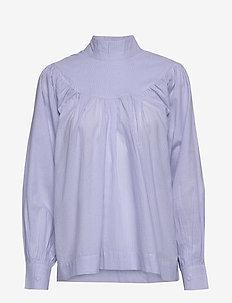 Lucille Shirt - LIGHT BLUE