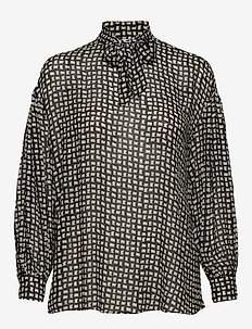 Adelaide Shirt - BLACK