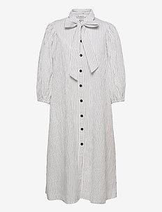 Thea Dress - sommerkjoler - white