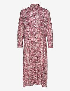 Thora Dress - paitamekot - coral blush