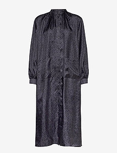 Mallie Dress - paitamekot - total eclipse