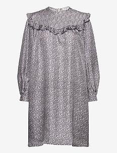 Satine Dress - korte kjoler - eventide