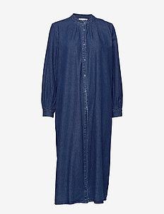 Billy Dress - DENIM BLUE
