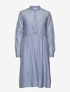 Mila Dress - midi kjoler - boy blue