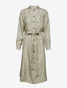 Bea Dress - CLOUD CREAM