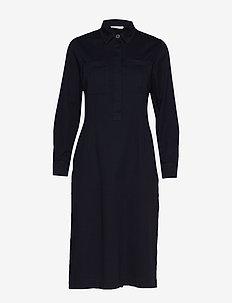 Luigi Dress - NAVY