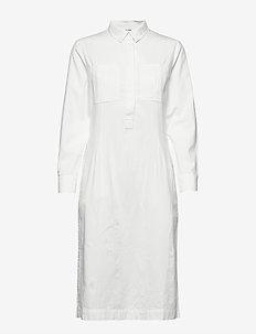 Luigi Dress - WHITE