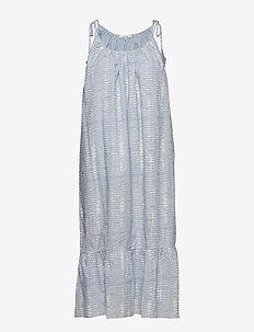 Frida Dress - POWDER BLUE