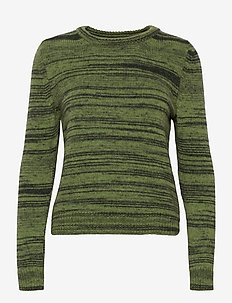 Viola Pullover - jumpers - leaf green