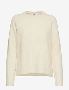Delphine Pullover - CLOUD CREAM