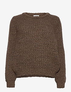 Jaques Pullover - pullover - brown
