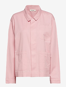 Flo Shirt - CORAL BLUSH