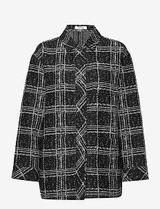 Florina Coat - BLACK